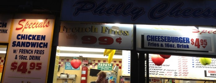 Papaya Dog is one of Coolplaces Nyc.
