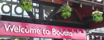 Booths is one of Keswick.
