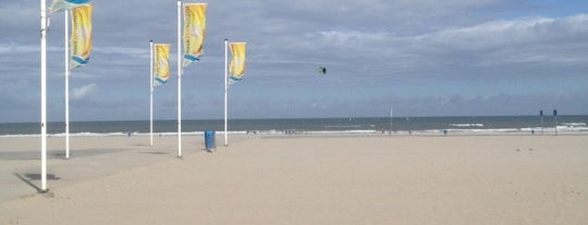 Strand is one of Netherlands Beachs.