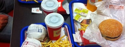 Burger King is one of Mustafa Çağri : понравившиеся места.