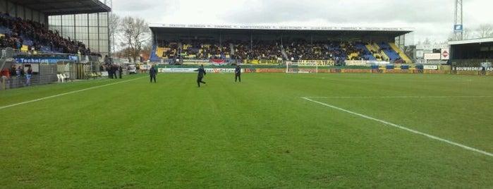 Cambuur Stadion is one of 'Stadium Talk'....