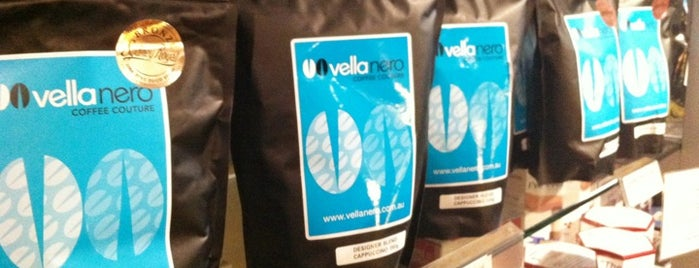 Vella Nero is one of Sydney for coffee-loving design nerds.