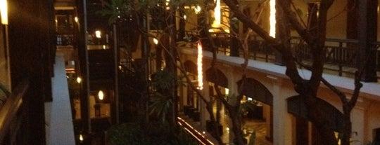 Victoria Angkor Resort & Spa Siem Reap is one of Lieux qui ont plu à Ben.