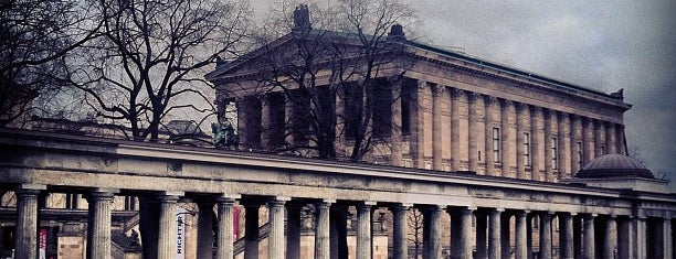 Museumsinsel is one of I Love Berlin!.
