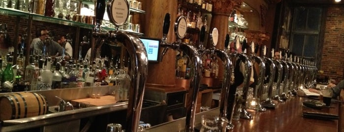 Stoddard's Fine Food & Ale is one of Boston.