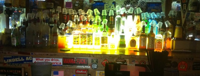 Post Bar is one of Must Visit Nightlife Spots in Detroit.