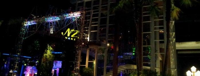 NARZ Club Bangkok is one of Nightlife by Truajbat Alumni.