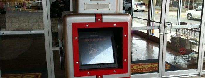 Alamo Drafthouse Cinema is one of SXSW 2012.