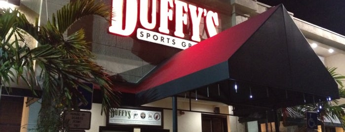 Duffy's Sports Grill is one of Broward Palm County New Times 2013 Len.