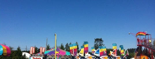 Saanich Fairgrounds is one of Lugares favoritos de christopher.