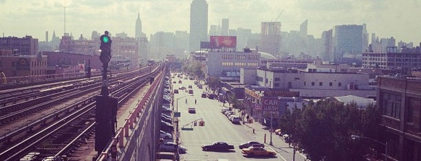 Queens Boulevard is one of NEW YORK 6.