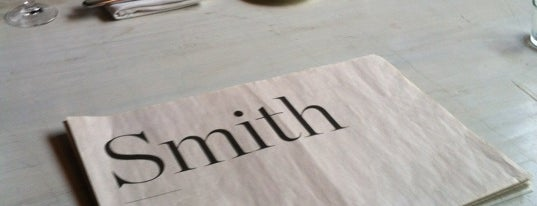 Smith is one of Certified Brunch Venues.