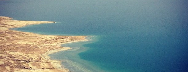 Dead Sea is one of Jordan.
