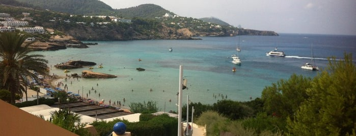 Cala Tarida is one of Ibiza.