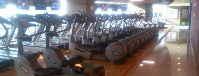 Fitness First Platinum is one of 1 day grand indo, thamrin.