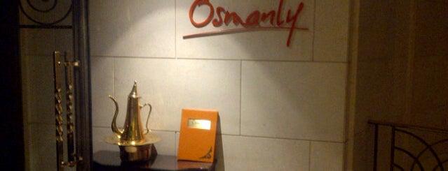 Osmanly Restaurant is one of Nabeel: сохраненные места.
