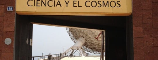 Museo de la Ciencia y el Cosmos is one of I love Museum.