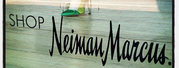 Neiman Marcus is one of Top picks for Department Stores.