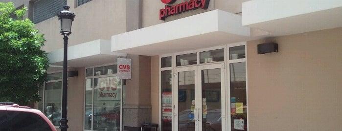 CVS pharmacy is one of Orte, die Cristina gefallen.