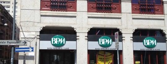 Banca Popolare di Milano BPM ag. 7 is one of Yunusさんのお気に入りスポット.