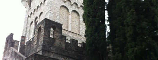 La Torre San Marco is one of Gabriele d'Annunzio -  #ilVate4sq.