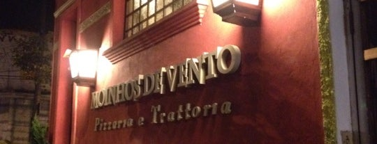 Moinhos de Vento is one of Restaurantes.