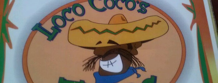 Loco Coco's Tacos is one of Kates 님이 좋아한 장소.