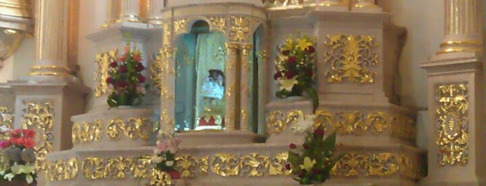 Templo Santo Niño de Plateros is one of Locais curtidos por Nallely.