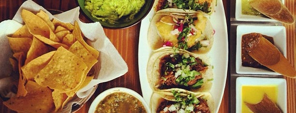 Tacolicious is one of SanFran.