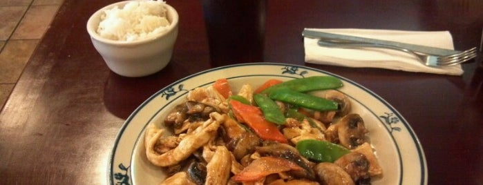 Lucy's North China Cuisine is one of My Favorite Local Places.