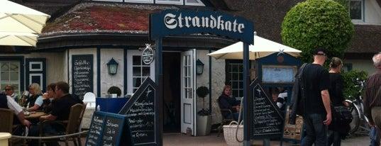 Strandkate is one of Ahrenshoop.