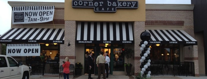 Corner Bakery Cafe is one of New Year, New Places!.