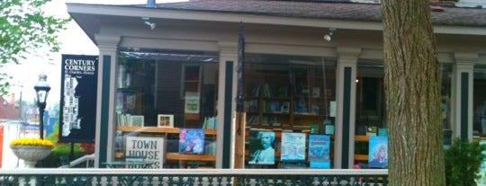 Townhouse Books is one of Discover Chicago Bookstores.