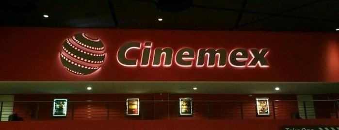 Cinemex is one of Eduardo 님이 좋아한 장소.