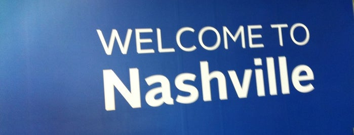 Nashville International Airport (BNA) is one of Top Airports in the United States.