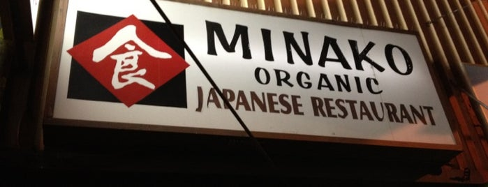 Minako is one of eat.