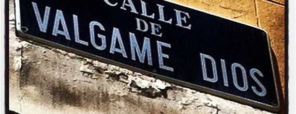 Válgame Dios is one of Madrid: Pub's, Terrazas, Cocktail's.