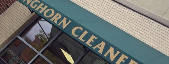Longhorn Cleaners is one of Someday when traveling.