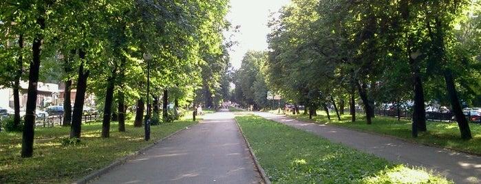 Звездинский сквер is one of Locais curtidos por Flore.