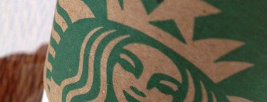 Starbucks is one of Lugares guardados de JessC ⚓.