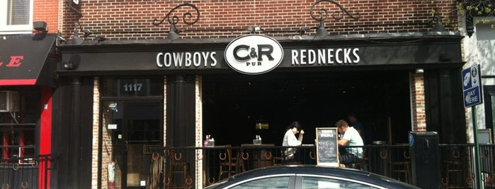 C&R Pub is one of Places I've Reviewed.