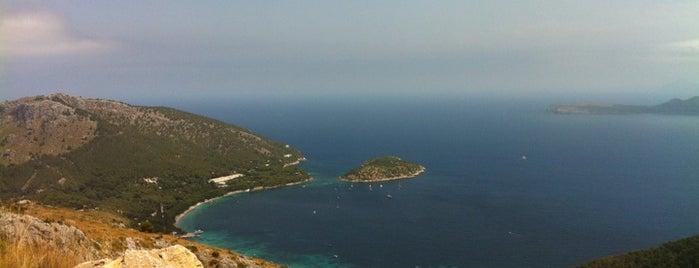 Talaia d'Albercutx is one of islas baleares.