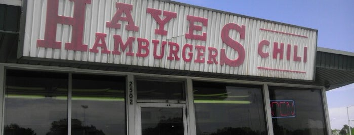 Hayes Hamburgers & Chili is one of KC Hamburgers: the best of the burger.
