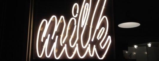 Momofuku Milk Bar is one of New York I Love You.