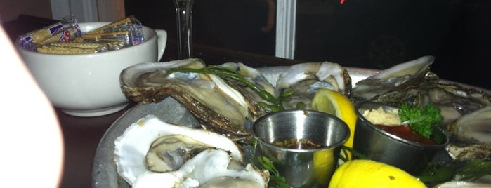 Pearlz Oyster Bar is one of Guide to Charleston's best spots.