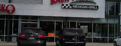 Baja Fresh Mexican Grill is one of Lugares guardados de Brandon.