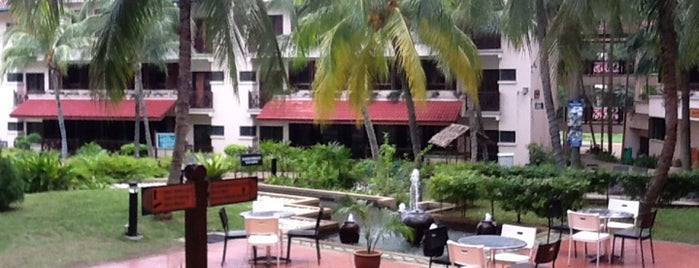 PNB Ilham Resort is one of Eda's Liked Places.