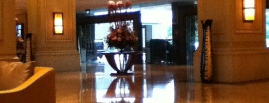 Shangri-La Hotel, Jakarta is one of JAKARTA.