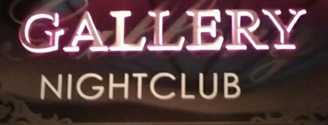 Gallery Nightclub is one of Vegas Places with Check-In Deals.