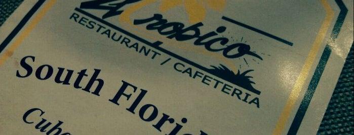 El Tropico is one of Orte, die Fernando gefallen.